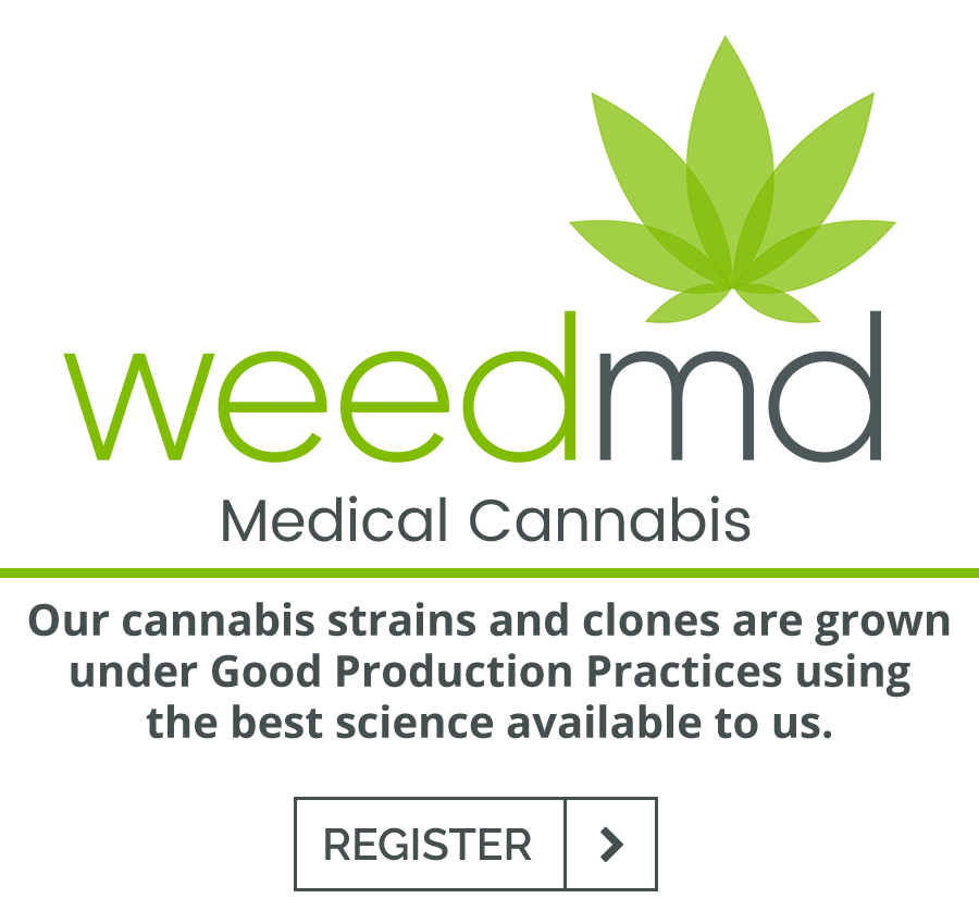 Licensed Canadian Cannabis Producer | WeedMD