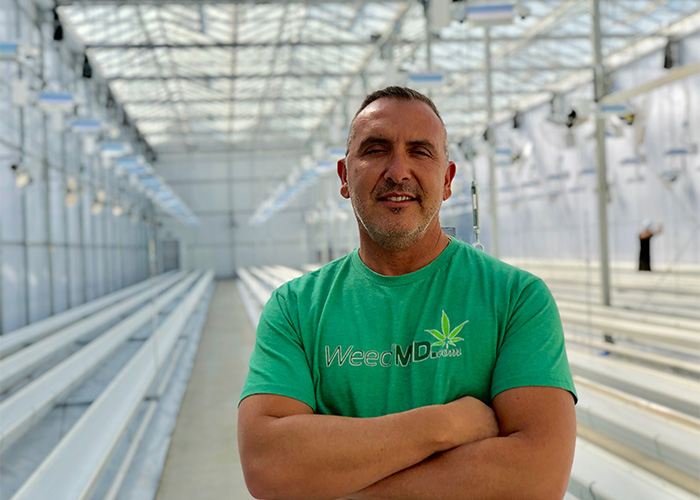 WeedMD Appoints Industry Pioneer to Chief Cannabis Officer