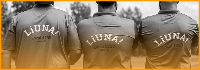 "Labourers' International Union of North America (""LiUNA"")"